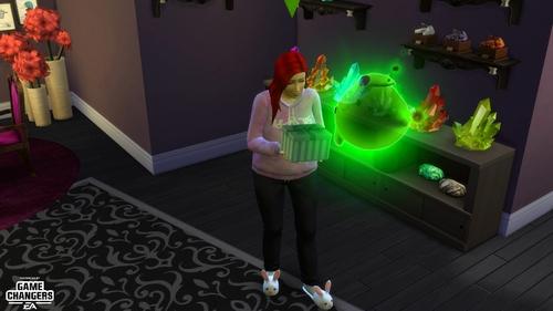 Les Sims 4 : Paranormal (kit)