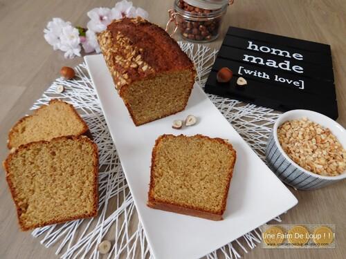 Cake ultra noisette