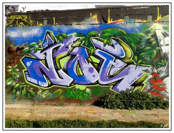 Série Graffs