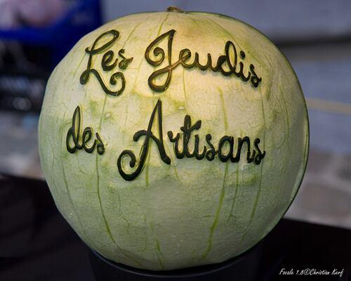 Les Jeudis des Artisans Acte 1 à Verviers