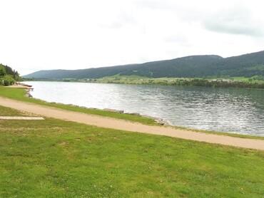 Lac des Rousses
