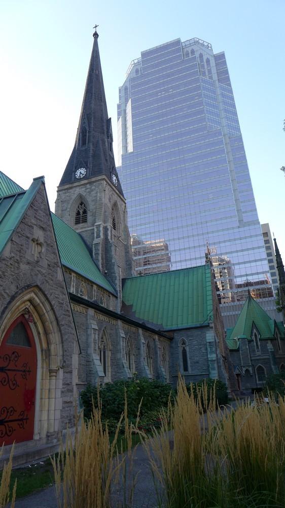 Montréal : tour panoramique...