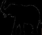 Fichiers decoupe des animaux d'Afrique