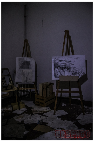 Le QG des artistes