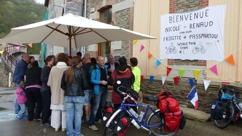 Renaud et Nicole partent autour du monde