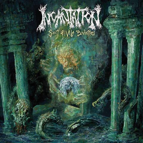 """INCANTATION - Les détails du nouvel album Sect Of Vile Divinities ; """"Propitiation"""" Lyric Video"""