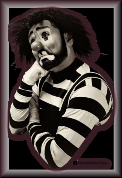 Tube clown 2968