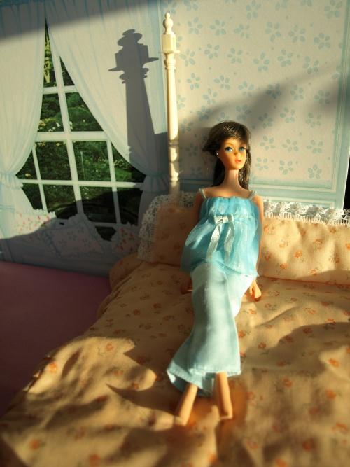 Barbie vintage : Satin Slumber