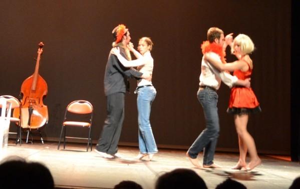 festis 2011 création de poche danse