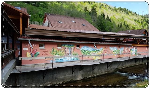Gérardmer,Plainfaing dans les Vosges