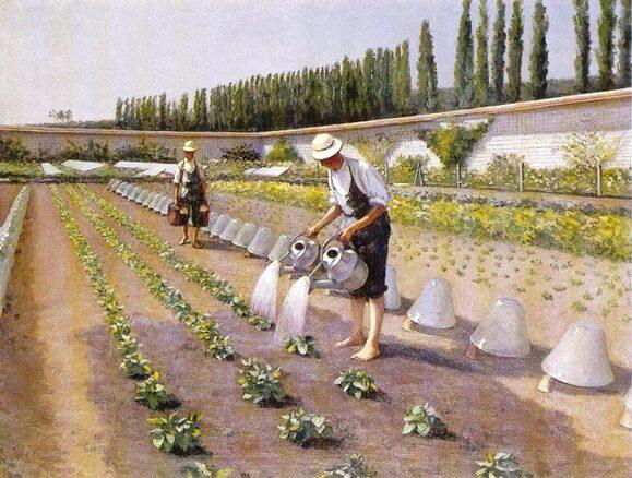 * À vous de voir * Caillebotte – Peintre et Jardinier