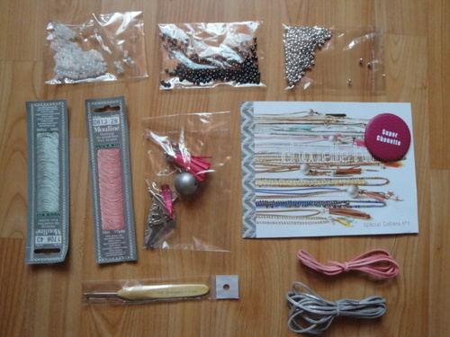 Chouette Kit Colliers n°1