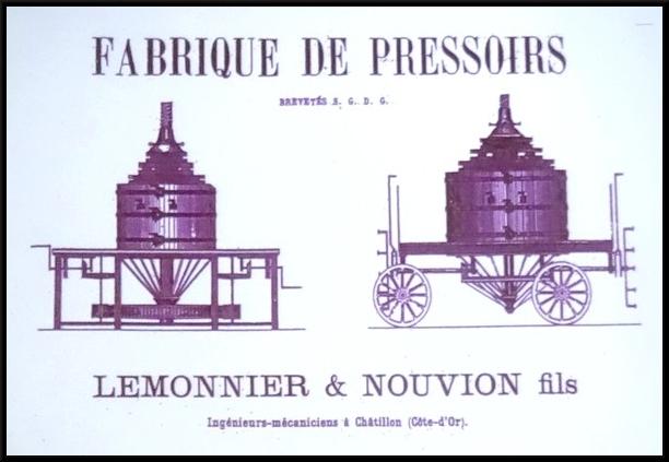 Le vignoble Châtillonnais, terre de prédilection du crémant, une conférence d'Anne Bouhélier, lors du marché de la truffe 2016