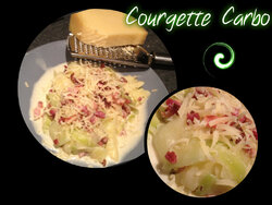 Courgette Carbo