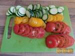 Quiches aux tomates
