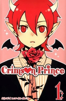 Couverture de Crimson Prince, tome 1