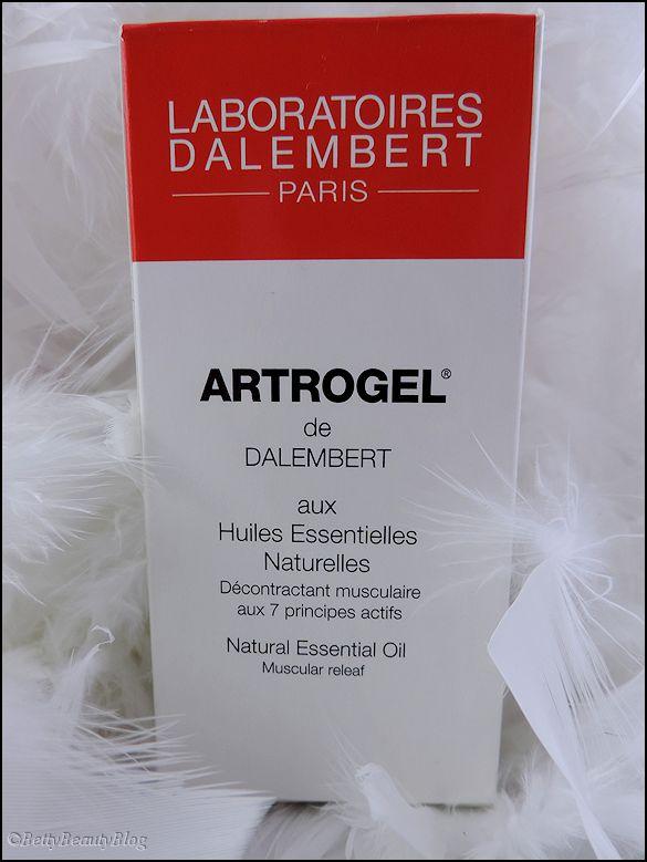 Artrogel soulage mes douleurs