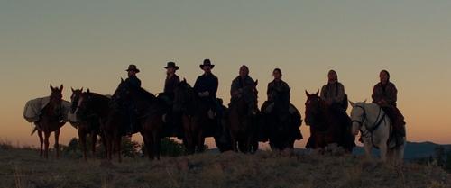 HOSTILES avec Christian Bale et Rosamund Pike - Découvrez 2 extraits -  Au cinéma le 14 mars 2018.
