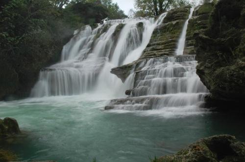 cascade Navacelles