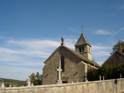 Eglise du village Credit: