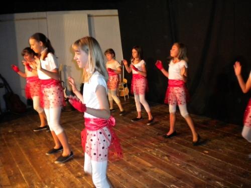Gala de Danse-Cirque-Guitare- Salle St Germain-17 juin 2012