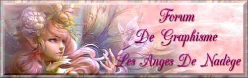 Mes Créations * Les Anges de Nadége * 01 & 02-2021