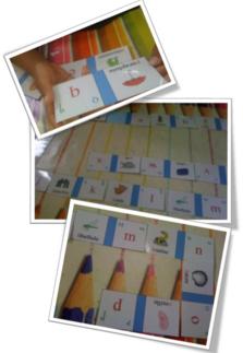 Dominos lettres/mots