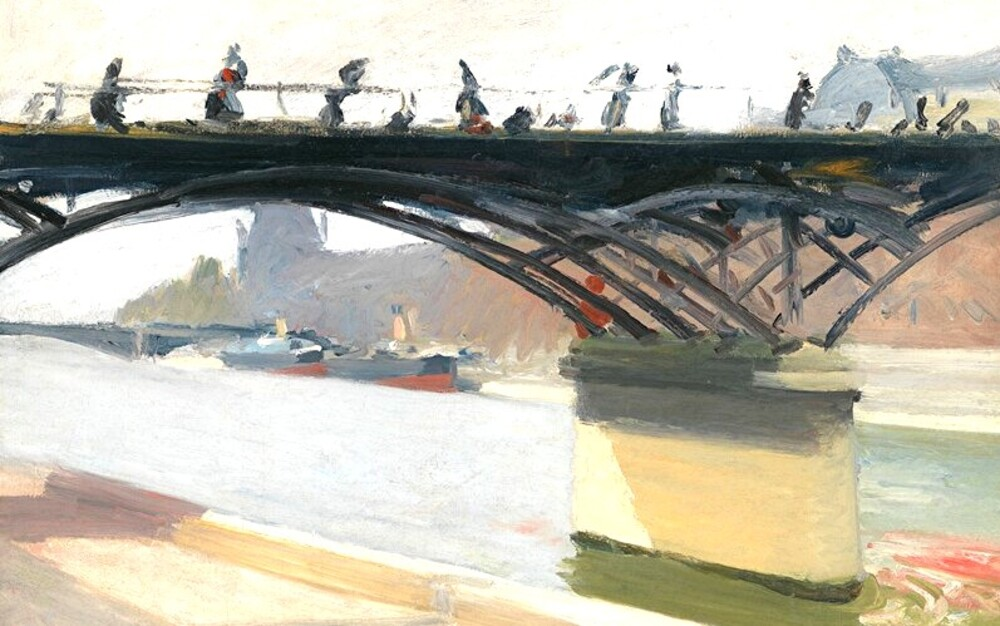 Hopper 1 / formation parisienne (1906-1910)