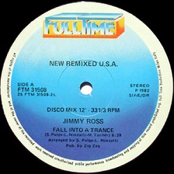 Jimmy Ross - Fall Into A Trance