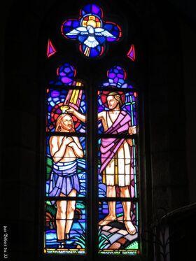l'église de Pont Aven (29) - 2