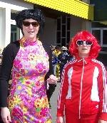 Le défilé du carnaval