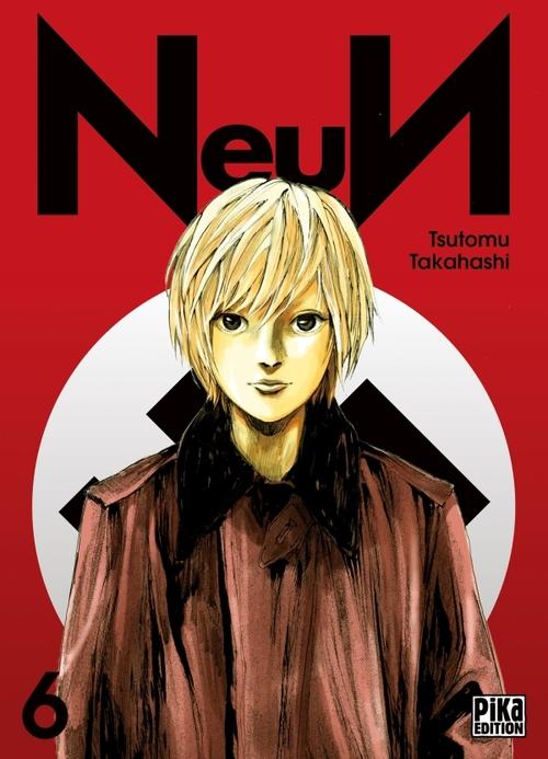Neun - Tome 06 - Tsutomu Takahashi