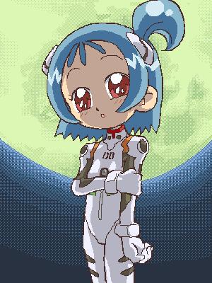 Loulou astronaute