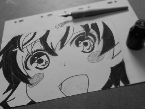 [Draw] Nail {Karneval}