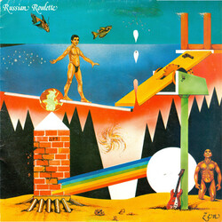 Zen - Russian Roulette - Complete LP