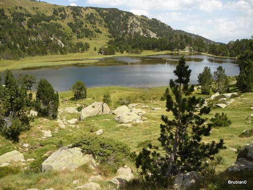 Le Lac d'Aude.