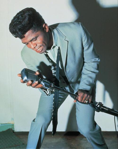 James Brown : Biographie