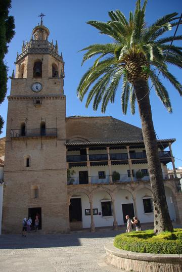 Ronda - Eglisia de Santa Maria La Mayor
