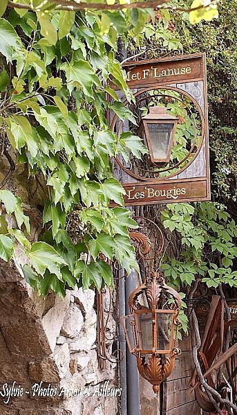 Réverbère Provence