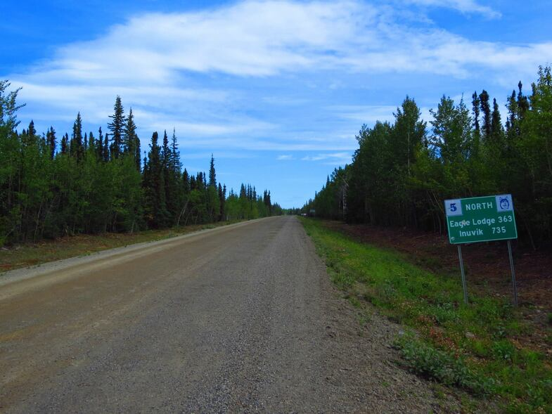 Canada: Dempster Highway