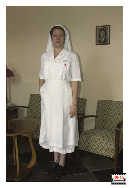 Nurse de la seconde guerre mondiale
