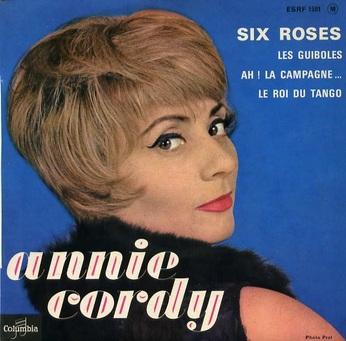 Annie Cordy, 1964