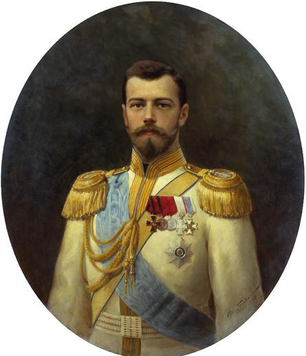 _Nicholas_II_of_Russia_by_Ilya_Galkin