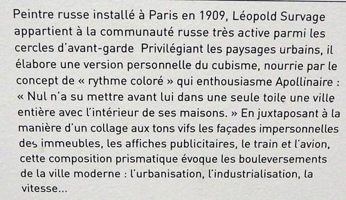 Exposition le Cubisme 02.