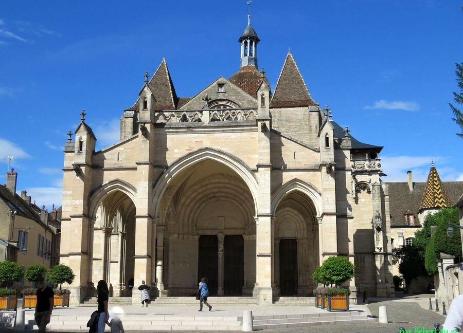 Beaune en Bourgogne -5