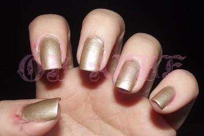 •°•.De l'or au bout des doigts.•°•