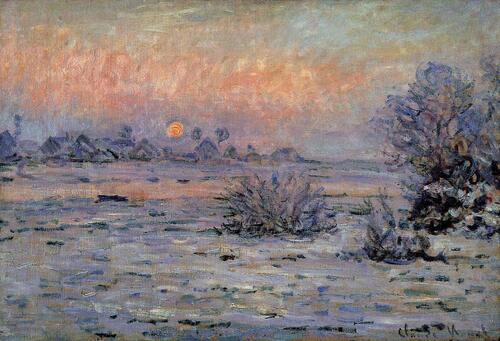 peindre l'ordinaire: le paysage