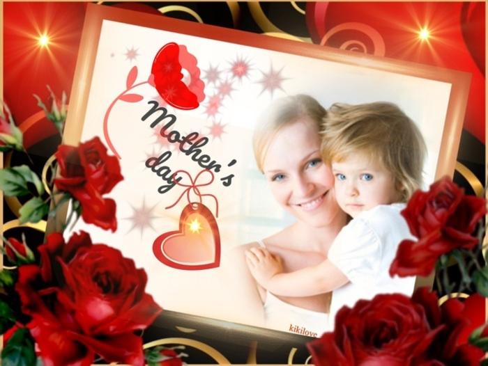 ❤️ Bonne fête des mamans ❤️