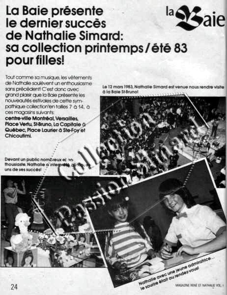 Magazine de René et Nathalie