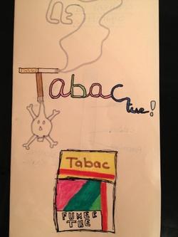 Stop au tabac et à la pollution !